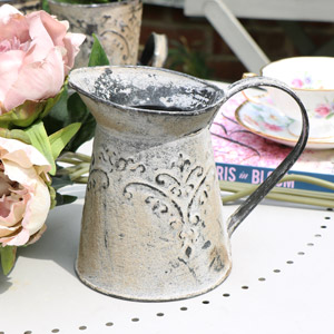 Decorative Grey Jug