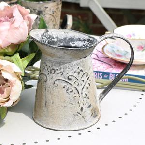 Decorative Grey Jug