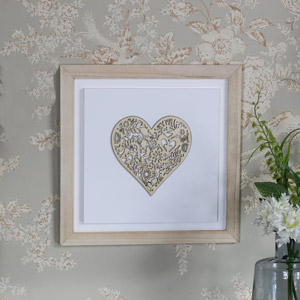 Decorative Heart Wall Art