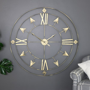 French Style Wall Clocks Melody Maison 174