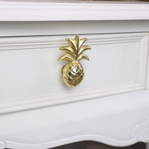 Gold Pineapple Drawer Knob
