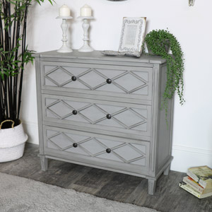 Venice Range - 3 Drawer Chest