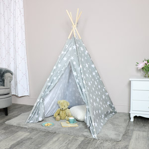 Grey Star Teepee