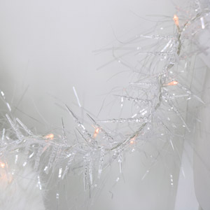 Icicle Effect String Christmas Fairy Lights
