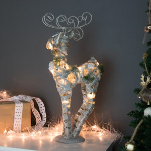Large LED Christmas Reindeer