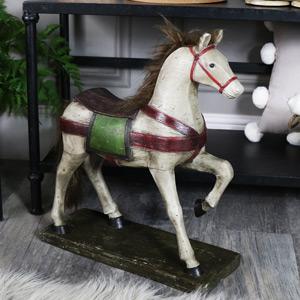 Large Vintage Horse Ornament