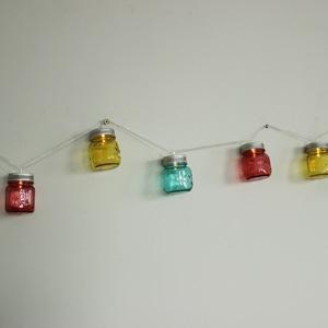 LED Mason Jar Style Fairy Lights