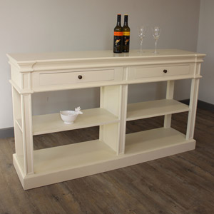 London Range - Cream Buffet Sideboard