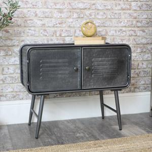 Metal Industrial Grey Storage Cabinet