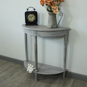 Milan Range - Half Moon/Console Table