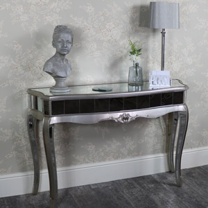 Mirrored Console Table - Tiffany Range