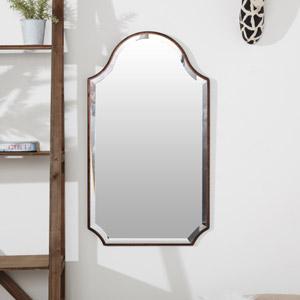 Frameless Shaped Wall Mirror