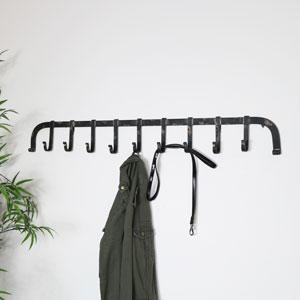 Rustic Metal Wall Hooks