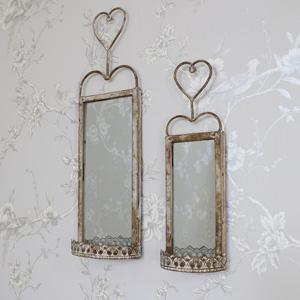 Shabby Chic Wall Mirrors Melody Maison 174