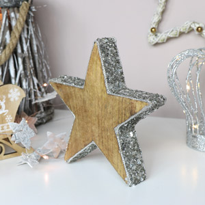 Silver Star Decoration