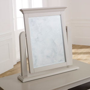 Taupe-Grey Vanity Mirror - Davenport Taupe-Grey Range