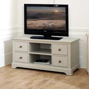 TV Cabinet / Media Unit - Davenport Taupe-Grey Range