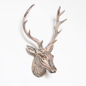 Wall Mounted Stag Head