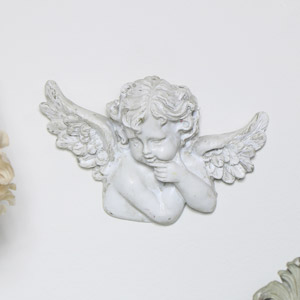 Winged Cherub Wall Art
